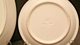 Pfaltzgraff Serving platter No 16 and Salad Plate USA AA20-2131a Vintage image 3