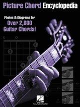 Picture Chord Encyclopedia: Photos & Diagrams for Over 2,600 Guitar Chor... - $1.96