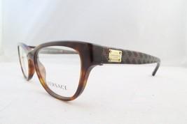 Versace MOD. 3204 879 Brown  Tortoise New  Authentic Eyeglasses 51mm - 32 - $57.01