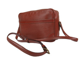Authentic LOUIS VUITTON Trocadero 27 Epi Leather Brown Shoulder Bag LS17976L - $289.00