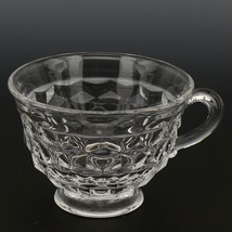 Fostoria American Crystal Footed Teacup image 1