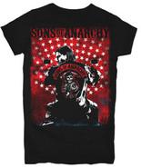 Soa Sons Of Anarchy Jax Poster USA Bandiera Stelle Skull Reaper Adolescenti - $21.04