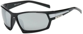 2 Pc Frame Mens Smoke Lens Wrap Around Large Sport Cycling Baseball Sunglasses W - $13.99