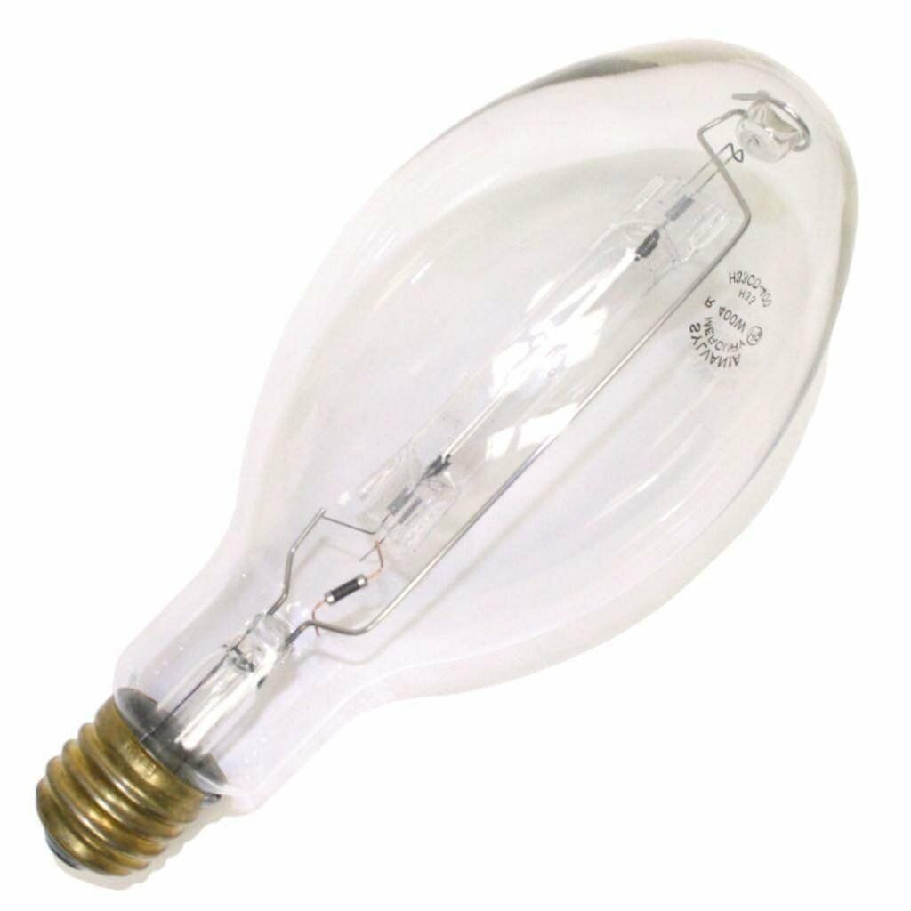 Primary image for Sylvania 64819 Metelarc Safeline Mogul Base Bulb, 400 Watt