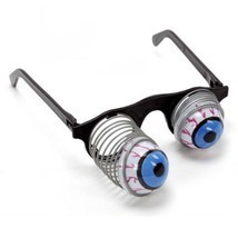 Halloween Scary Pop Eyes Out Dropping Eyeball Glasses Horror Halloween P... - £3.88 GBP