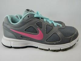 Nike Revolution Talla US 8M (B) Eu 39 Running para Mujer Gris 488148-002 - $24.94
