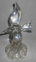 Cambridge Glass FIGURAL SEAGULL Flower Frog - $29.69