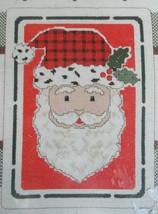 Folk Art Santa Cross Stitch Kit Designs for the Needle Judy Blankenship - $14.84