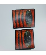 Arkham Horror Call Cthulhu Replacement Ancient One 7 Red Location Cards ... - $9.99