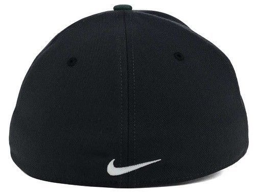 Oregon Ducks NCAA Nike Legacy 91 Dri-Fit Swoosh Flex Fitted Hat