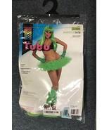 Green Tutu  Skirt   New  Opened Packaging - $6.88