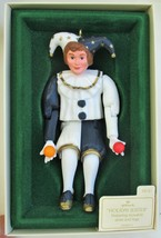 1984 Hallmark HOLIDAY JESTER Christmas Ornament Mint in Box! - $13.99