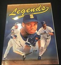 1991 Legends Magazine Ken Griffey Jr. Price Guide W/ Insert Cards F31 - $7.85