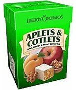 Liberty Orchards Aplets & Cotlets Apple, Apricot,& Walnut Confections 11 oz - $24.74