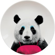 Party Plate Wild Dining Party Animal - Patricia Panda - $14.00