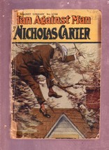 NEW MAGNET LIBRARY-#1038-DIME NOVEL-NICHOLAS CARTER FR - $31.04