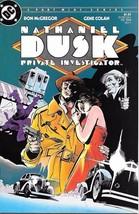 Nathaniel Dusk P.I. Comic Book #1, DC Comics 1984 NEAR MINT NEW UNREAD - $2.99