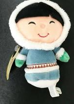 "Hallmark Itty Bitty Frosty Friends Plush Toy 5"" Limited Edition 2016 New W/Tags - $14.01"