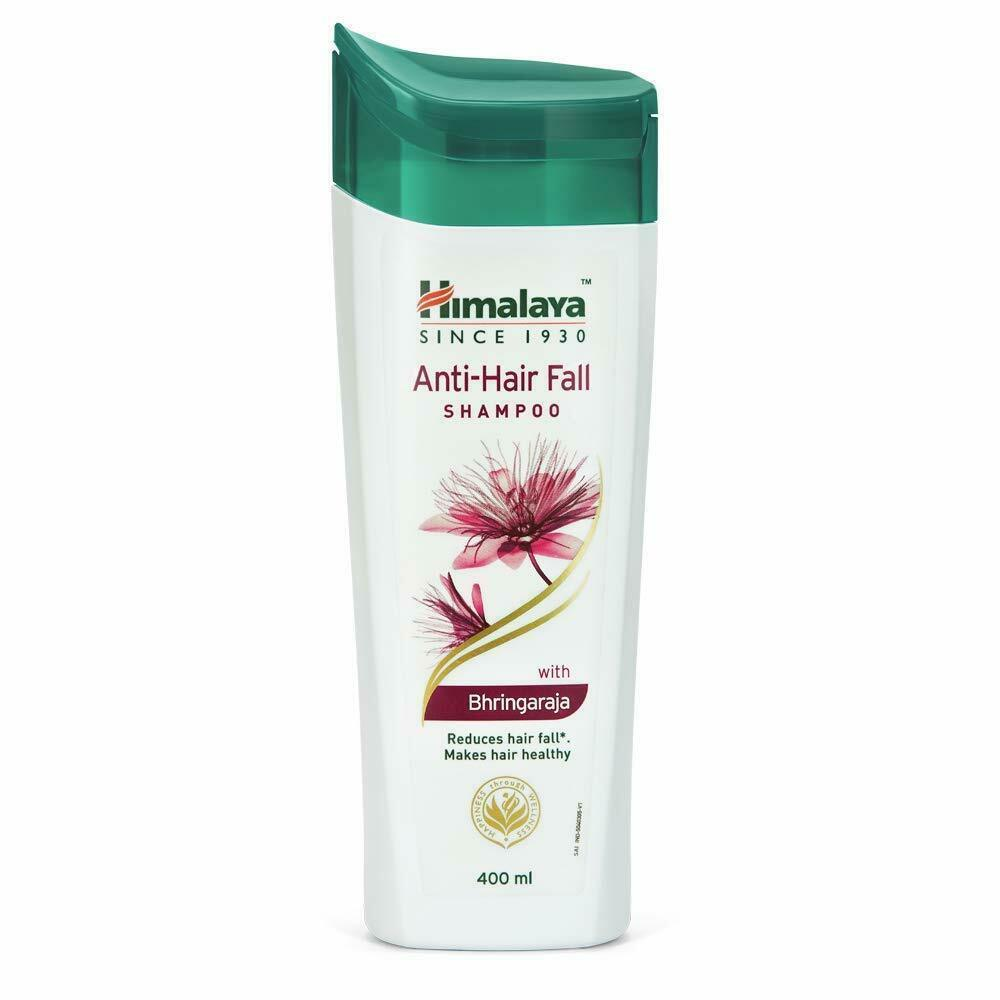 Primary image for Himalaya Herbals Anti Hair Fall Shampoo Stronger Shinier Hair 400 ml Free Ship