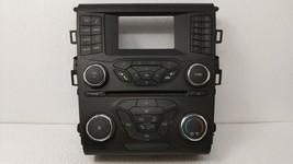 2014-2015 Ford Fusion Radio Control Panel 76964 - $127.00