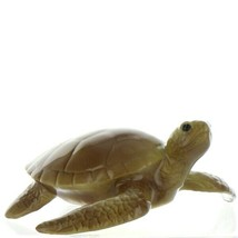Hagen Renaker Turtle Specialty Sea Turtle Ceramic Figurine - $13.96