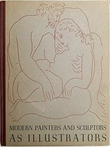 Modern Painters and Sculptors as Illustrators [Hardcover] Museum of Modern Art,