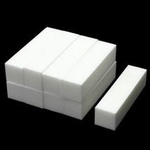 White Nail Buffer Sponge SandingBlock Sandpaper Nail File Buffing 50Pcs/... - $23.26