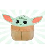 Disney Star Wars Squishmallow Baby Yoda The Child Mini 5 Inches - $16.92