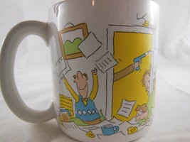 Vintage Mug All is not Lost  But we're working on it  American Greetings - $8.86
