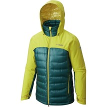Columbia Heatzone 1000 TurboDown Hooded Jacket - Men's L XL XXL - $280.46 - $317.89