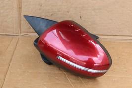 11-13 Kia Optima Side View Door Mirror Power Folding Driver Left LH (8Wire) image 2