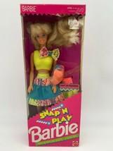1991 Snap 'n Play Barbie Mattel #3550 - $14.84