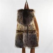 AuSable Brand Fur Traveler's Raccoon Backpack - €353,15 EUR