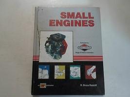 1998 Briggs & Stratton Klein Motoren Manuell Hardcover Buntes Fabrik OEM - $46.52