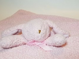 Blankets & Beyond Lamb Pink Lovey Security Blanket 20 x 18in - $16.78