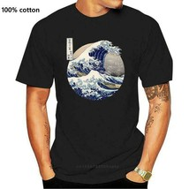 Kanagawa Japanese The great wave T shirt Men Size S-5XL - SHip From USA image 1