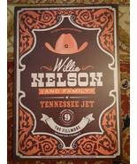 MINT WILLIE NELSON Fillmore Poster 19 HAT - $39.99