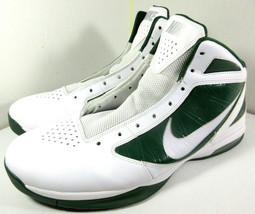 Nike Air Max Destiny TB Flywire Haut Chaussures Blanc Vert 454140-107 Ta... - $49.44