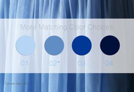 DUSTY BLUE Tulle Maxi Skirt Full Length Blue Wedding Bridesmaid Skirt Plus Size image 7