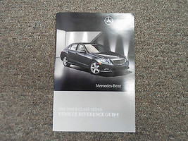 2010 Mercedes Benz E Class Vehicle Reference Guide Manual FACTORY OEM 10  - $9.69