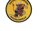Endie goussainville  val d oise sdis 95 french fire department 3.25 x 3.25 in 9.99 thumb155 crop