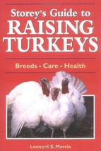 Storey's Guide to Raising Turkeys - $6.95