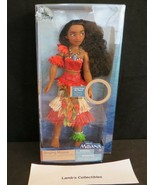 """Disney Store Authentic 11"""" singing How Far I'll Go Moana action figure d... - $66.49"""