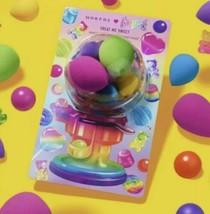 Morphe X Lisa Frank Treat Me Sweet Beauty Sponge 5 PC Set ~New~Sold Out~