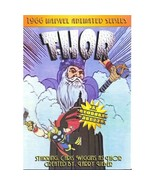 The Mighty Thor 1966 Complete Animated Series DVD Free USA Shipping - $11.67