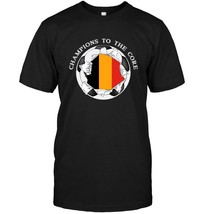 Belgium Soccer T Shirt Champions To The Core Football - $17.99+