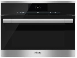 Miele DGC6705XL ContourLine M-Touch Series 24 Inch Single Steam Oven - $3,464.95