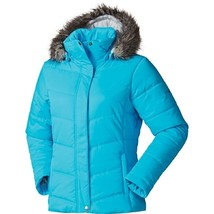 Columbia Simply Snowy II Omni-Shield Women's Jacket Blue S M - $99.95