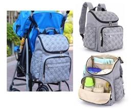 NEW Diaper Bag Organizer Tote Skip Hop Backpack Mummy Baby Set For Stroller - $38.23