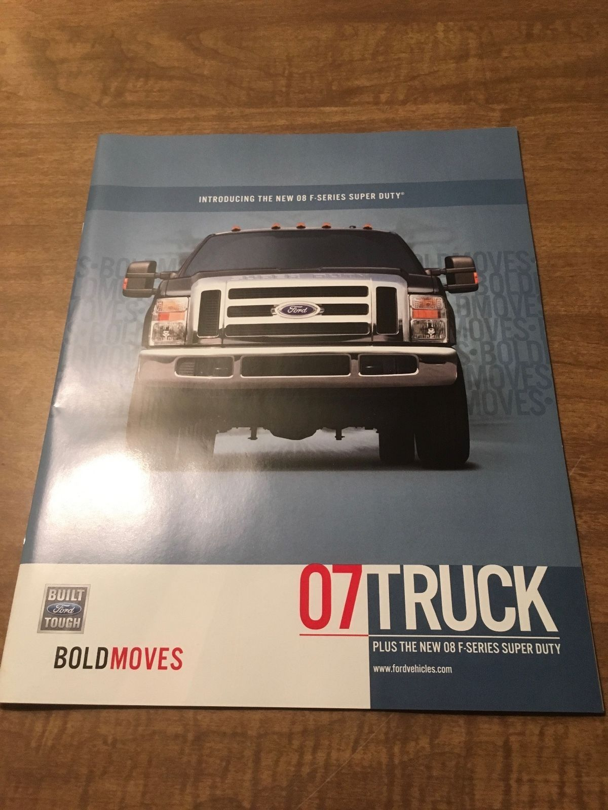 2007 Ford Trucks Brochure F Series Super And 50 Similar Items